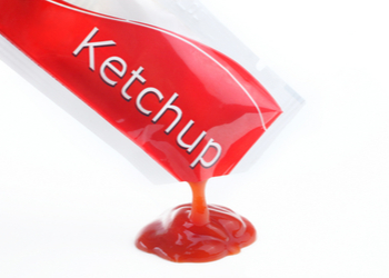 Packaging for Ketchup and other Agressive Liquids